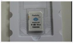 와이파이(Wifi) SD카드 추천 - 도시바 플래시에어(FlashAir) 개봉기