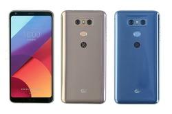 LG G6 플러스와 LG G6 32GB 파생모델 특징!! 남은 것은 공격적인 마케팅