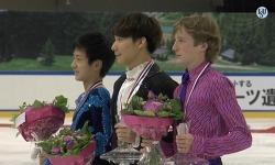 [1차 프랑스] 이준형, 한국남자 스케이터 최초로 ISU 대회 우승