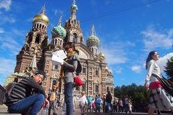 북유럽 여행 15일차 - 러시아 상트페테르부르크 / 카잔 대성당 / 그리스도 부활 성당 / 에르미타주 미술관