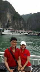 2013년 베트남 하노이 여행.