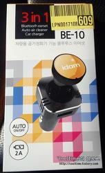 차량용 블루투스 이어셋(3in1) + 공기정화기 + USB / BE-10 사용후기