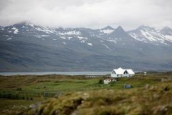 아이슬란드 캠핑카 여행 5 일차 - krafla 크라플라산 Viti 분화구 / 에이일스타디르 Egilsstaðir / 두피보구어 캠핑장 Djúpivogur