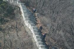 2017시산제 산행 북한산