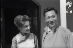 티베트 불교 문화권, 사라진 시킴 왕국 마지막 왕과 미국인 여성 결혼식 영상