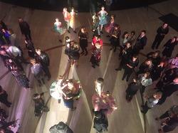 [유니복스코리아] 브라이언송, 히어링루프가 설치된 덴마크 코펜하겐 오페라하우스를 방문하다