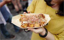 오사카 도톤보리 코나몬 뮤지엄 쿠쿠루 타코야끼, 어디든 맛도 모양도 비슷비슷