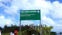 괌 아가나 전망대, 피쉬아이