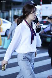 170611 인천공항 입국 - 레드벨벳 슬기,웬디