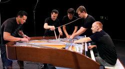 피겨쥬크박스: The Piano Guys - 클래식과 팝, 라이브와 유튜브의 유쾌한 만남