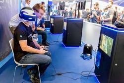 플레이스테이션 VR의 놀랄만한 인기