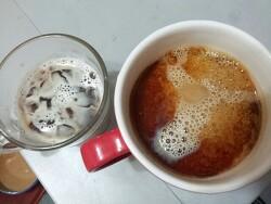 커피 푸딩 만들기 ~ 어떠세요?