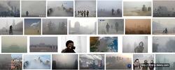 [건강상식]겨울에 특히나 심해지는 중국 미세먼지,중국 스모그