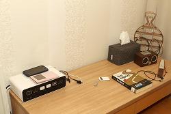 에이블루 박스탭 USB충전형 멀티탭 선정리