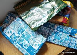 스페인 고산에서 한국으로 보내는 (추석) 선물