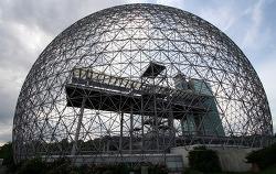 세계적 건축물, '지오데식 돔(Geodesic dome)'과 '구겐하임 뮤지엄(The Guggenheim Museums)'