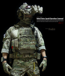 [Tier1] Combat Application Group Delta force 고증의 시작.