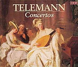 [리뷰] Telemann - Concertos (컴필레이션 음반)