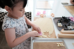 [시은공주] 라벨라 수 수제 쿠키 만들기