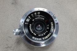 :: W-Nikkor 2.5cm f4.0 ::