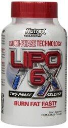 [사용기] Nutrex Lipo 6 - Diet Burner