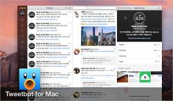 [할인] 트위터 앱의 끝판왕 'Tweetbot' iOS · Mac 버전 동시 세일