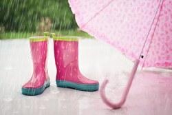 장마철! '비에 젖은 신발' 냄새없이 빠르게 건조하는 방법
