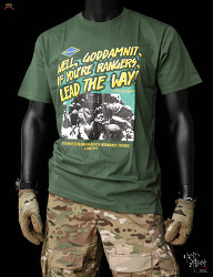 [Pratama tactical] Normandy landings T-shirt.