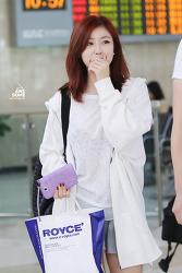 140601 김포공항 입국