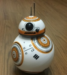스타워즈 BB8 저렴한 중국산 장난감 Star Wars RC BB-8 Robot 알리익스프레스