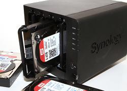시놀로지 DS415 play 설치 후기 최초 셋팅 방법