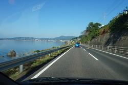 나가사키 여행 이야기 (9) 2일차, 하우스텐보스 가는 길