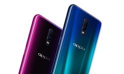 OPPO - 디스플레이내 지문인식을 지원하는 OPPO R17 공개