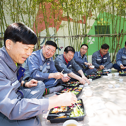 [동국제강 사내 봄이벤트] 봄기운으로 에너지 충전!