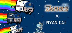 냥캣 다이노스 (NyanCat Dinos) - NC 유니폼 입은 냥캣 이미지