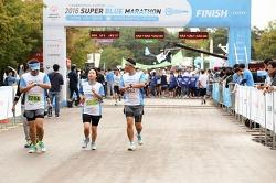 함께 뛰어요! 2017 슈퍼블루마라톤 참여 신청 완료!