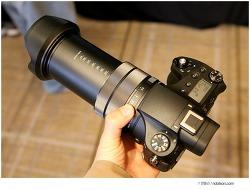 소니 RX시리즈 신제품, 막강한 최초, 최고 기능의 RX10 IV, RX0 살펴본 후기