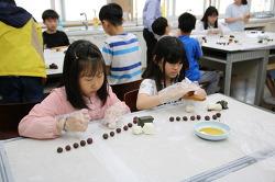 용두초 '건강한 향토음식 만들기' 체험행사