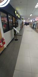 고속터미널 지하상가 한식집 먹보사랑비빔에서 저녁식사한끼