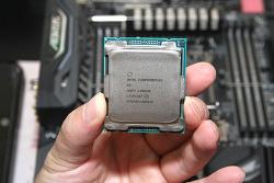 i9-7980XE 발열 실제 사용시 걱정은 없어 Aorus X299 Gaming 7 Pro