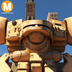 YMS-16M XAMEL (쟈멜)