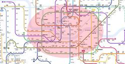 지하철노선도 크게보기 서울 수도권 전철 지도 시간표 확인