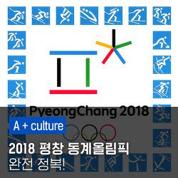 2018 평창 동계올림픽 완전 정복!
