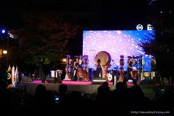 부산 동래 온천 축제 첫날 가봤네요.