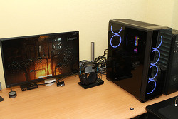 i7-8700K 5.3GHz 오버클럭 조이젠 뚜따오버클럭 PC 사용기