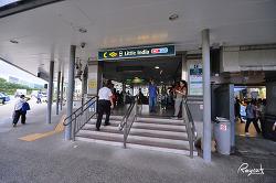 리틀인디아, 싱가포르 속 인도를 만나다.