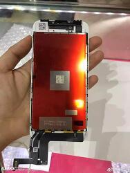 애플 - 아이폰7s 디스플레이 패널 부품 유출