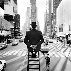 A Look at the Magical World of Iconic Photographer Rodney Smith 사진작가 로드니 스미스의 마술같은 사진의 세계