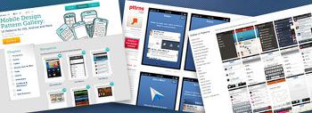 UI 패턴을 다룬 웹사이트 모음