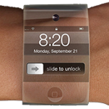 투명 디스플레이 vs 휘는 디스플레이 스마트폰? -아이 스마트 워치(시계) 올해 출시하나?